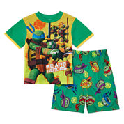 Teenage Mutant Ninja Turtle 2-pc. Pajama Set - Boys 4-10