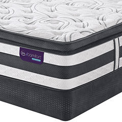 Serta® iComfort® Hybrid Advisor Super Pillow-Top - Mattress + Box Spring