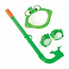 Bestway Frog Snorkel Set