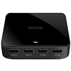 Signal SIG-8061 Power Station 4 Universal USB Charger