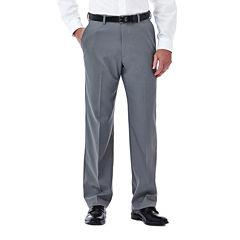 Haggar® Cool 18® Classic-Fit Flat-Front Pants