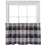 Harvard Grommet-Top Kitchen Curtains