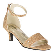 Soft Style® by Hush Puppies Madalyn Ankle-Strap Open-Toe Pumps