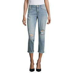 a.n.a. Skinny Boyfriend Jeans