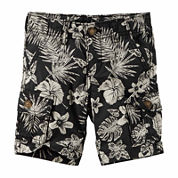 Carter's® Floral Cargo Shorts - Toddler Boys 2t-5t