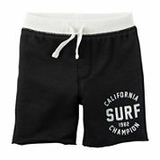 Carter's® Screen-Printed Surf Shorts - Preschool Boys 4-7