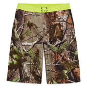Realtree® Contrast Waist Swim Trunks - Boys 8-18