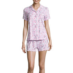 Shorts Pajama Set