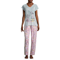 Disney Pant Pajama Set-Juniors