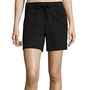 Made for Life™ French Terry Bermuda Shorts - Tall