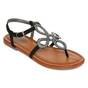 Arizona Ginger Flat Sandals