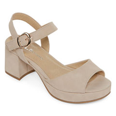 CL by Laundry Krystal Womens Strap Sandals