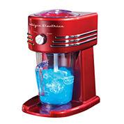 Nostalgia FBS400RETRORED Retro Series 32-Ounce Frozen Beverage Station