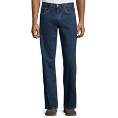 Stanley® Basic Straight Leg Carpenter Jeans