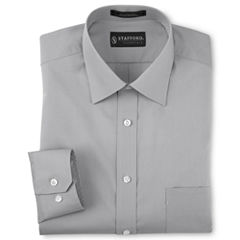Gray shirts for men jcpenney for Stafford t shirts big and tall