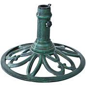 Cast Iron Round Umbrella Base
