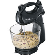 Hamilton Beach® Power Deluxe™ 6-Speed Hand/Stand Mixer