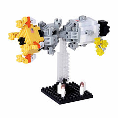 Ohio Art nanoblock® Level 4 - Lunar Landing: 230Pcs