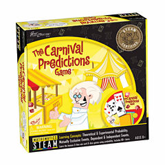 Great Explorations STEAM Learning System - Mathematics: The Carnival Predictions Game