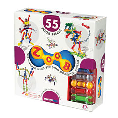 Infinitoy ZOOB Building Set - 55 Pcs