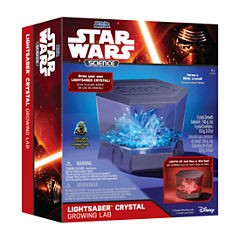 Uncle Milton Star Wars Science - Lightsaber Crystal Growing Lab