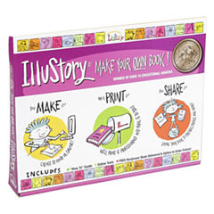 Lulu Jr. Illustory - Make Your Own Book!