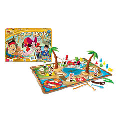 Wonder Forge Disney Jake and the Never Land Pirates Who Shook Hook? Game