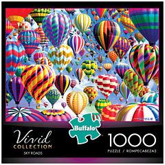 Buffalo Games Vivid Collection - Sky Roads: 1000 Pcs
