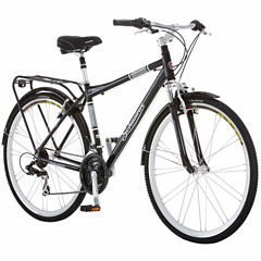 Schwinn Mens Front Suspension Hybrid Bike