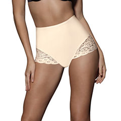 Bali Shapewear 2-pk.Briefs with Lace Firm Control - X054