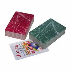 Kling Magnetics Kling Magnetic Playing Cards - Single Deck - Red