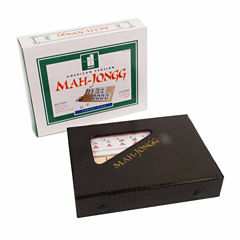 John N. Hansen Co. Mah Jongg - Travel Tile Game Set