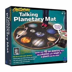 Educational Insights Geosafari Talking Planetary Mat