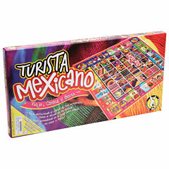 University Games Turista Mexicano Game