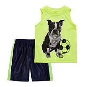Okie Dokie® Short-Sleeve Sport Tee or Shorts