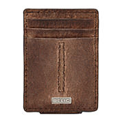 Relic® Logan Magnetic Leather Front-Pocket Wallet