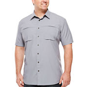 The Foundry Big & Tall Supply Co.™ Short-Sleeve Outdoor Shirt