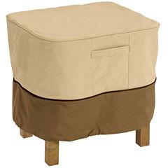 Classic Accessories® Veranda Small Square Ottoman/Side Table Cover