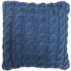 Park B. Smith® Classic Cable Square Decorative Pillow