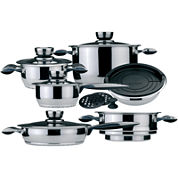 BergHOFF® Pride 16-pc. Stainless Steel Cookware Set