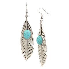 Bleu NYC Drop Earrings