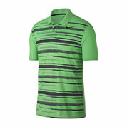 Nike Essential Grfx Short Sleeve Pattern Polo Shirt