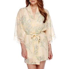 Flora Chiffon Kimono