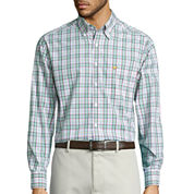 Jack Nicklaus® Long-Sleeve Button-Front Shirt