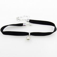 Vieste Rosa Womens Choker Necklace