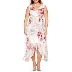 Melrose Sleeveless Maxi Dress-Plus