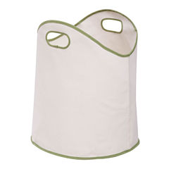 Honey-Can-Do® Large-Load Canvas Laundry Basket