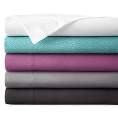 Home Expressions™ Microfiber 3-pc. Twin XL Sheet Set with Pocket