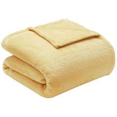 Intelligent Design Microlight Plush Blanket