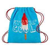 Kids with Character American Popsicles Towel Bag
